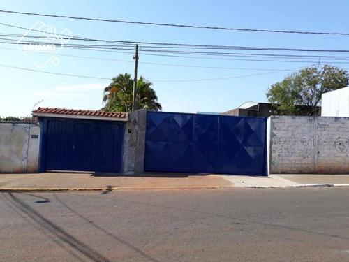 Terreno À Venda, Ipiranga, Ribeirão Preto. - Te0489