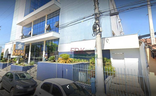 Imagem 1 de 5 de Sala, 36 M² - Venda Por R$ 235.000,00 Ou Aluguel Por R$ 1.300,00/mês - Centro - Taubaté/sp - Sa0446