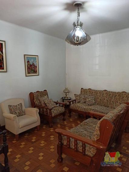 Sobrado Com 2 Dormitórios À Venda, 120 M² Por R$ 580.000,00 - Tatuapé - São Paulo/sp - So0634