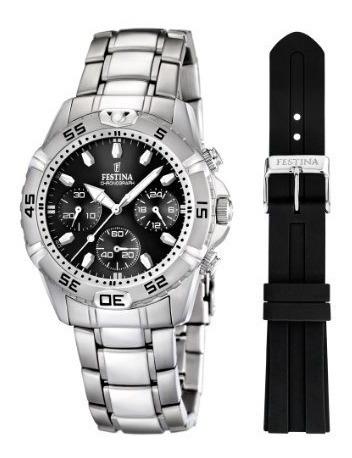 Relojes De Pulsera Para Hombre Relojes F16635/4 Festina