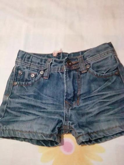 Short Jeans Niña