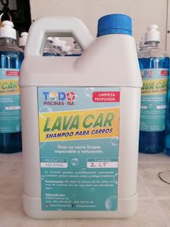 Shampoo Para Carros X 2lt