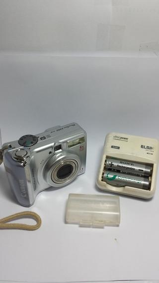 Câmera Digital Canon Power Shot A550