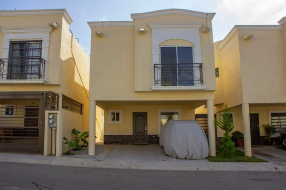 Casa En Renta En Verona Residencial Privada Santa Sofia, Tijuana B.c.