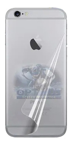Screen Zafiro Protector Pantalla iPhone 6 7 Plus Back