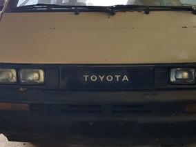 Toyota Model F 1986