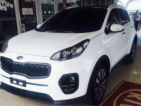 All New Sportage At 2019 - 0km