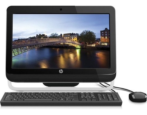 Hp All In One Nueva, Sin Uso. Lcd 20  500 Gb