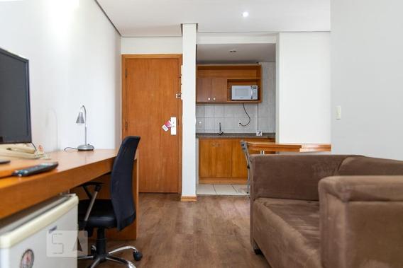 Apartamento Para Aluguel - Jardim Bela Vista, 1 Quarto, 40 - 893065030
