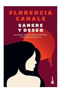 Libro Sangre Y Deseo - Florencia Canale