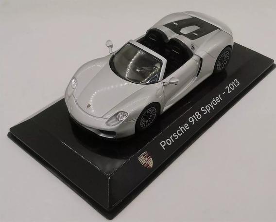 Colección Supercars Salvat - N° 9 Porsche 918 Spyder
