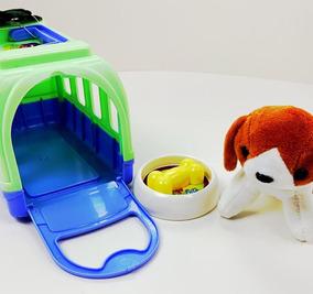 Kit Casinha Meu Pet Verde Toyng