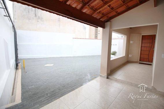 Casa Com 2 Dormitórios À Venda, 90 M² Por R$ 650.000 - Jaguaré - São Paulo/sp - Ca0724