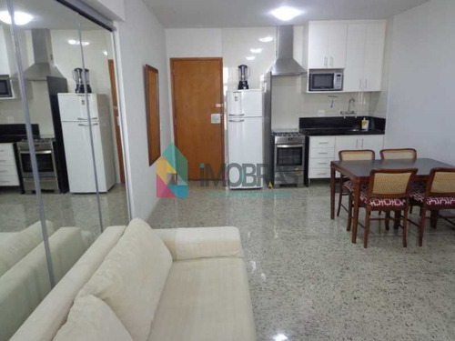 Imagem 1 de 12 de Flat-à Venda-leblon-rio De Janeiro - Ipfl10003