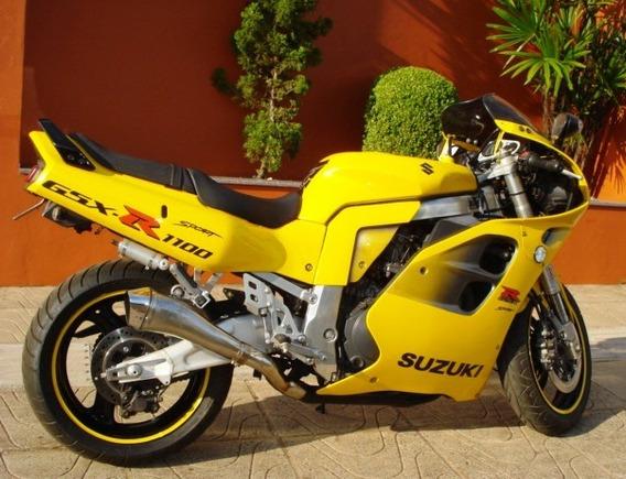 Suzuki - 1100 - Gsx R 1994 Amarelo Perolizado