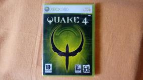 Quake 4 Com Disco Bônus (pal Region Free)