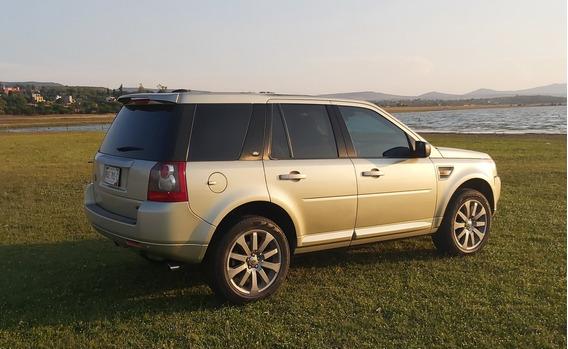 Land Rover Lr2 Hse Topline