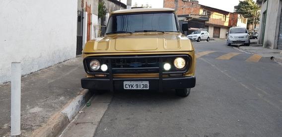 Chevrolet D-10 D10 Cabine Dupla