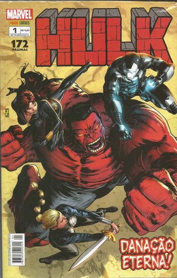 Hulk 01 - Panini - Bonellihq Cx77 G19
