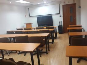 Salon Para Cursos, Talleres Y Conferencias