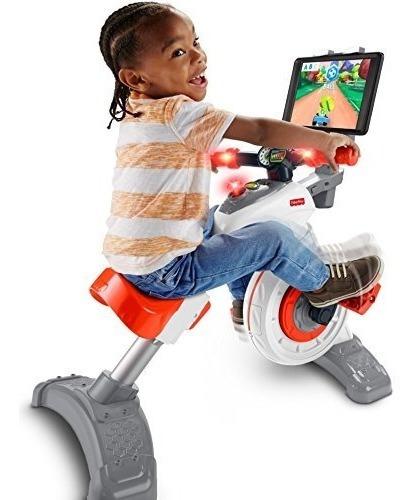 Fisher-price Smart Cycle Bicicleta Inteligente Juguete Niños