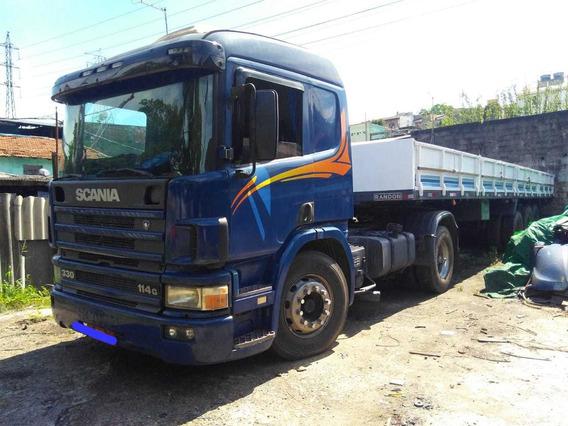 Scania 114 330 2001 Conjunto