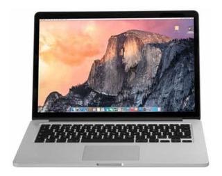 Computadora Macbook Pro