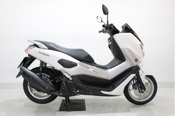 Yamaha Nmax 160 Abs 2017 Branca