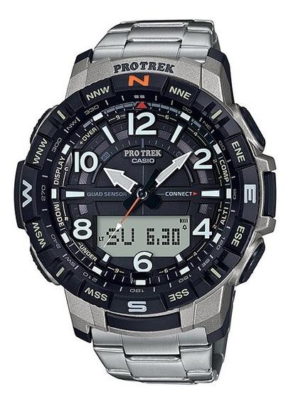 Reloj Casio Protrek Triple Sensor Prt-b50t-7