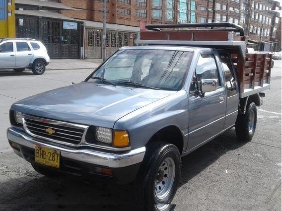 Chevrolet Luv 1996 2300cc 4x2 Space Cab Estacas
