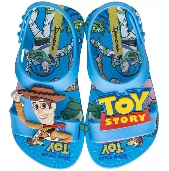 Chinelo Infantil Toy Story Disney Masculino Grendene 26359