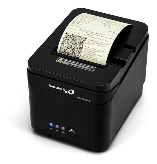 Impressora Para Nfc-e Sat-cf-e Bematech Mp-2800 Usb + Rede