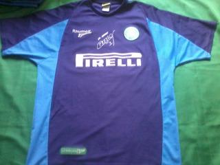 Rara Camisa Goleiro Palmeiras Oficial 2002 #1