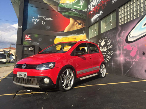Volkswagen Crossfox 2010 1.6 Vht Total Flex 5p