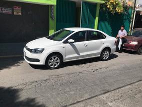 Volkswagen Vento Blanco 1.6 Style Active. Automatico