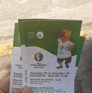Entradas Final Copa América - 100% Garantidos
