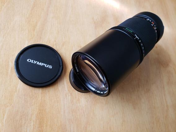 Olympus Om-system Zuiko Auto-t 300mm F/4.5 (nota 10+)