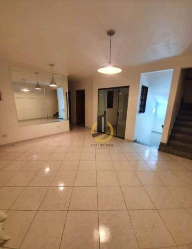 Casa À Venda, 117 M² Por R$ 723.400,00 - Cambuci - São Paulo/sp - Ca0128