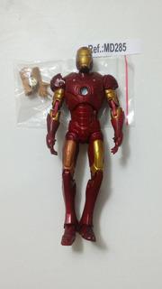 Homem De Ferro Marvel Legends Fretegrátis Md285