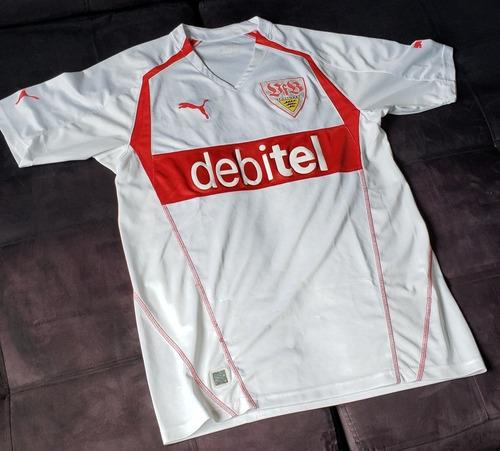 Camisa Futebol Vfb Stuttgart 04/05 - Usada