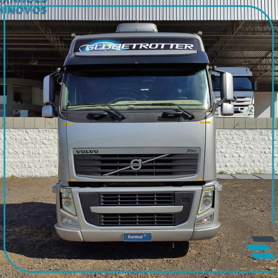 Volvo Fh 440 Globetrotter Lc