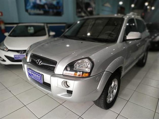 Hyundai Tucson Gl 2.0 16v (aut.) Gasolina Automático