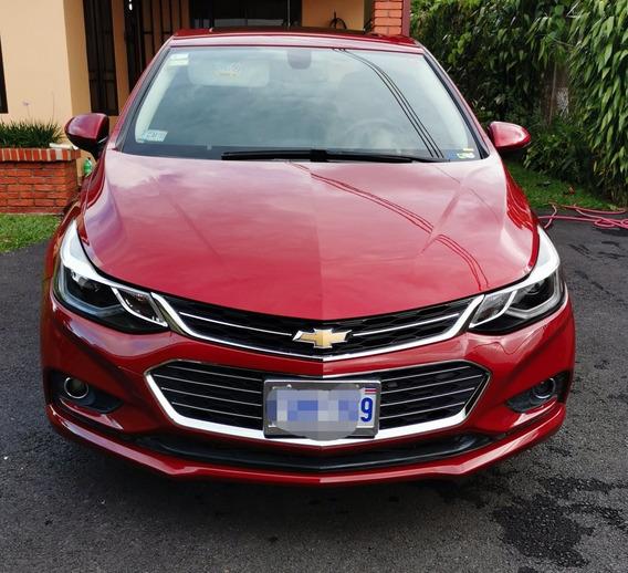 Chevrolet Cruze Full Extras Premier