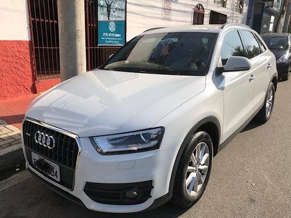 Audi Q3 2015 Branca