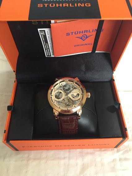Reloj Stuhrling Legacy Automatico Cal. St-91011