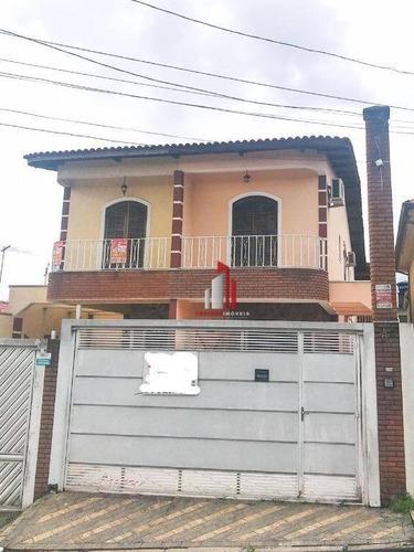 Imagem 1 de 25 de Sobrado Com 3 Dormitórios À Venda, 260 M² Por R$ 747.700,00 - Piqueri - São Paulo/sp - So0089