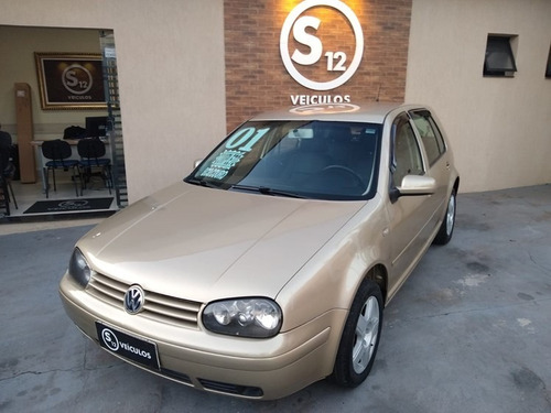 Imagem 1 de 7 de Volkswagen Golf 2.0 Mi 8v Gasolina 4p Manual