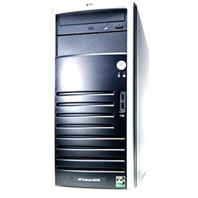 Servidor Empresa Hp Proliant Ml115 + Licença Windows Server