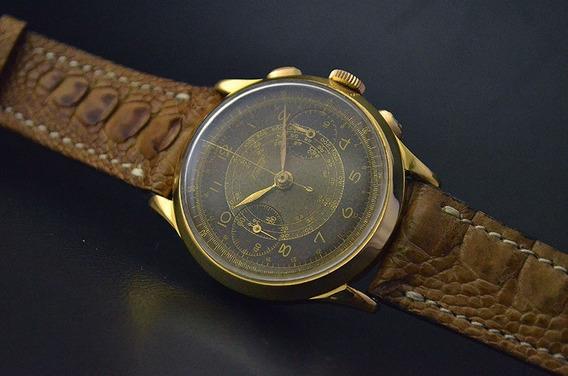 Raro Tissot Chronograph 15tl ( 33.3 ) - Um Charme De Relógio