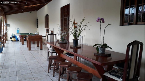 Chácara Para Venda Em Ribeirão Pires, Centro De Ouro Fino Paulista, 2 Dormitórios, 1 Suíte, 2 Banheiros, 4 Vagas - Francoant_2-1144468